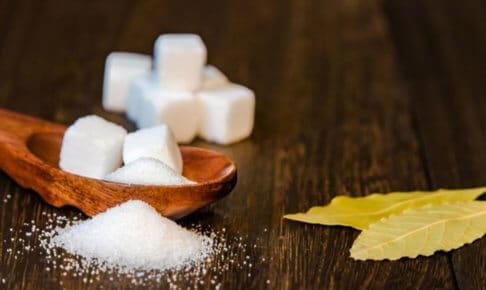 糖尿病砂糖スプーンイメージ