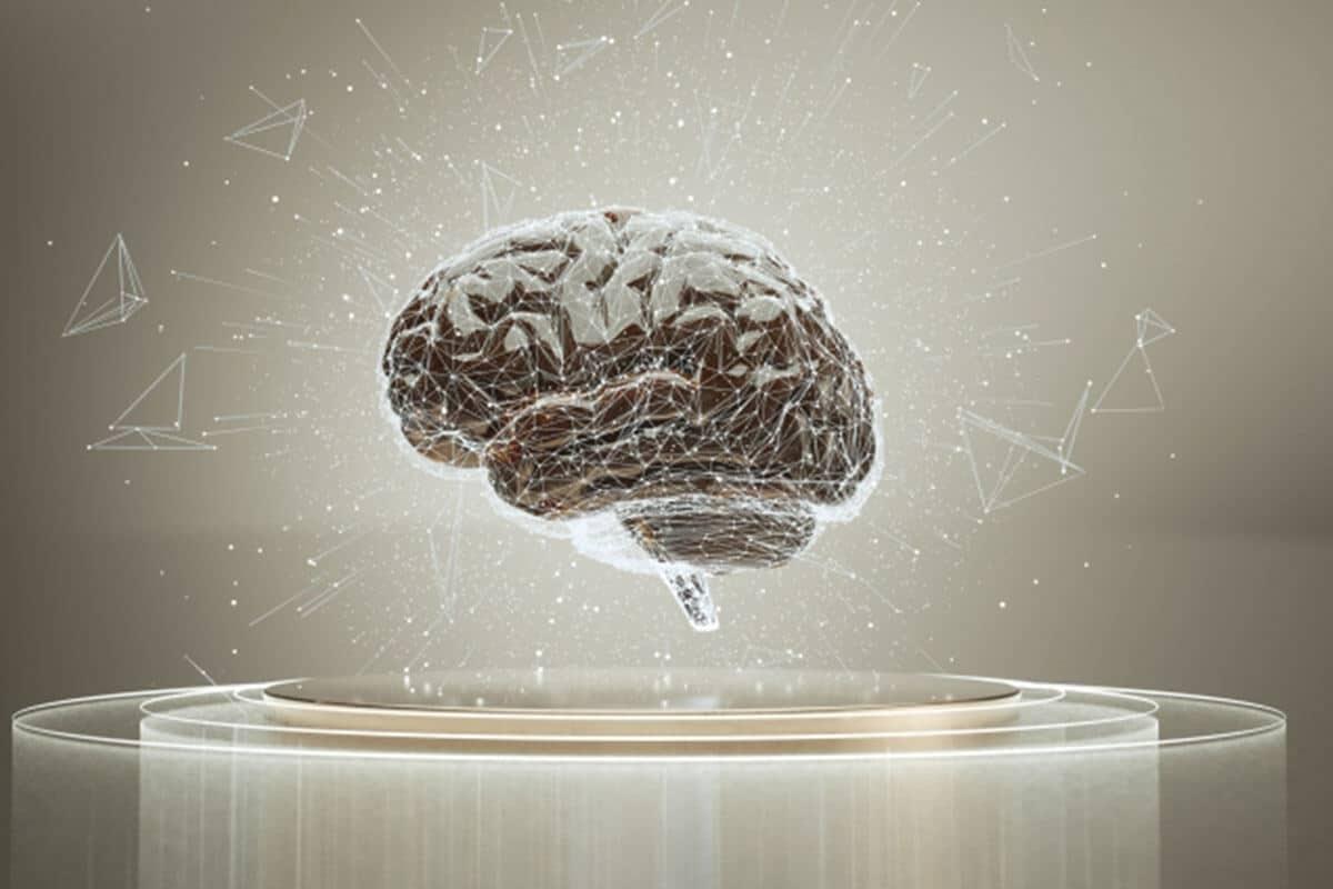 不安障害の原因・脳イメージ