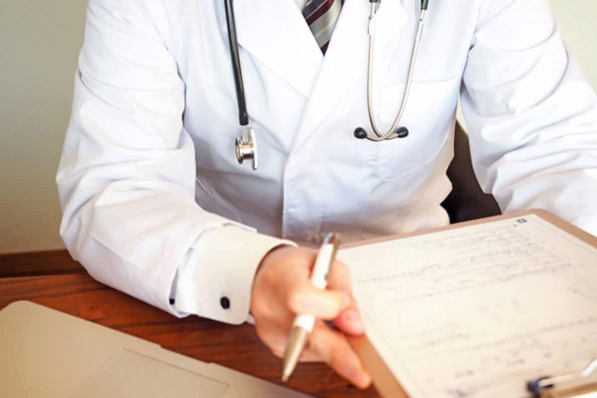 過呼吸・過換気症候群の診断イメージ