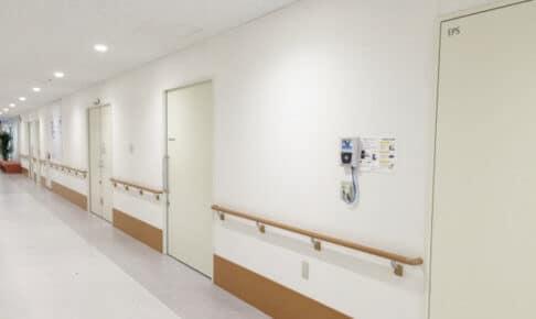 統合失調症の入院イメージ