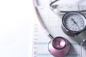 大動脈解離の原因高血圧イメージ