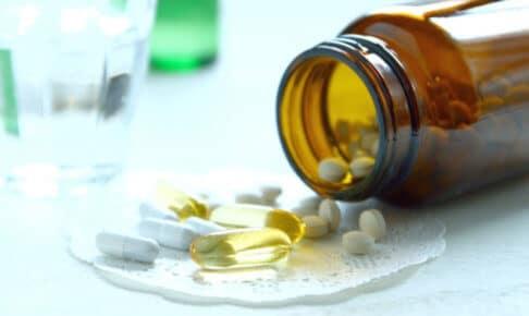 勃起不全の薬物療法イメージ