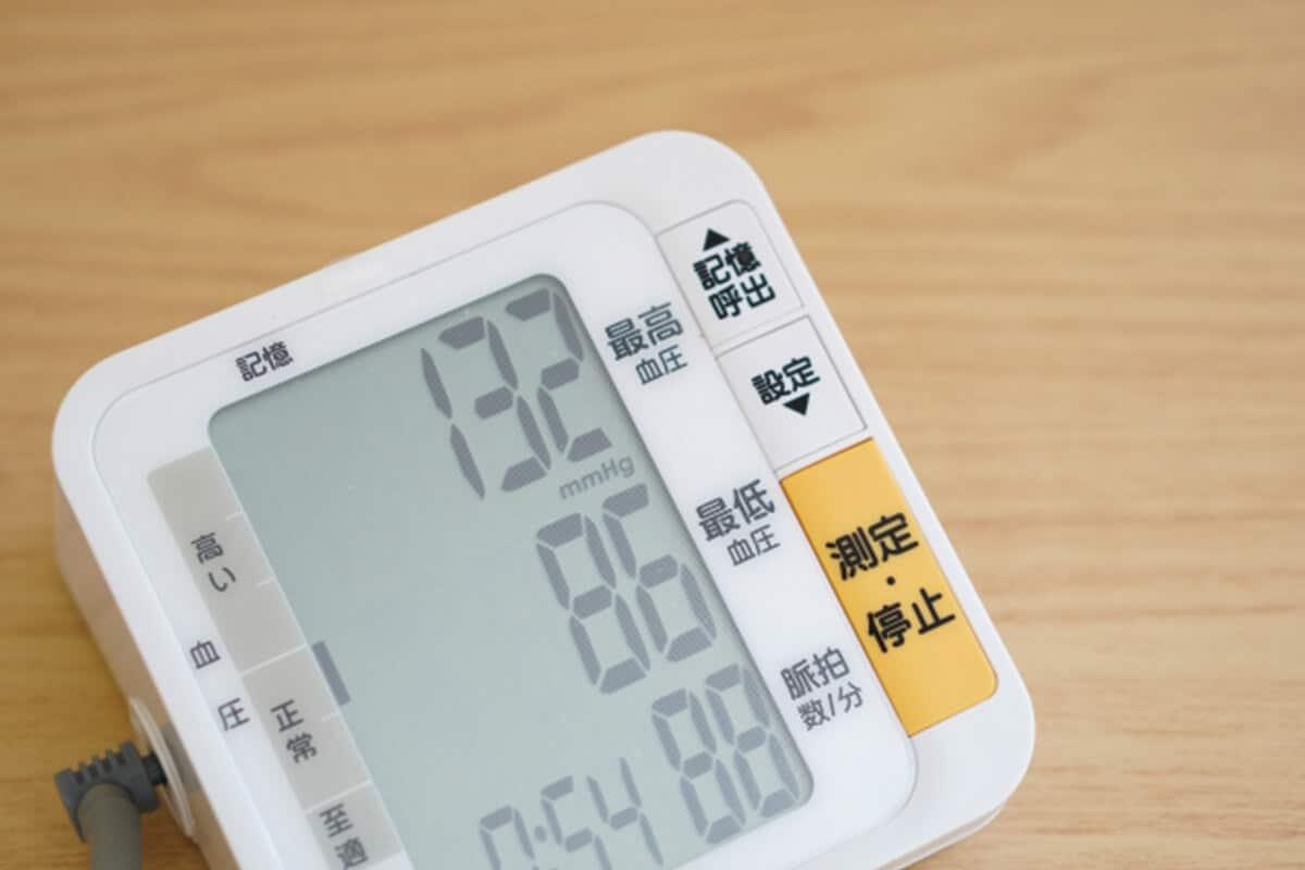 高血圧_数値