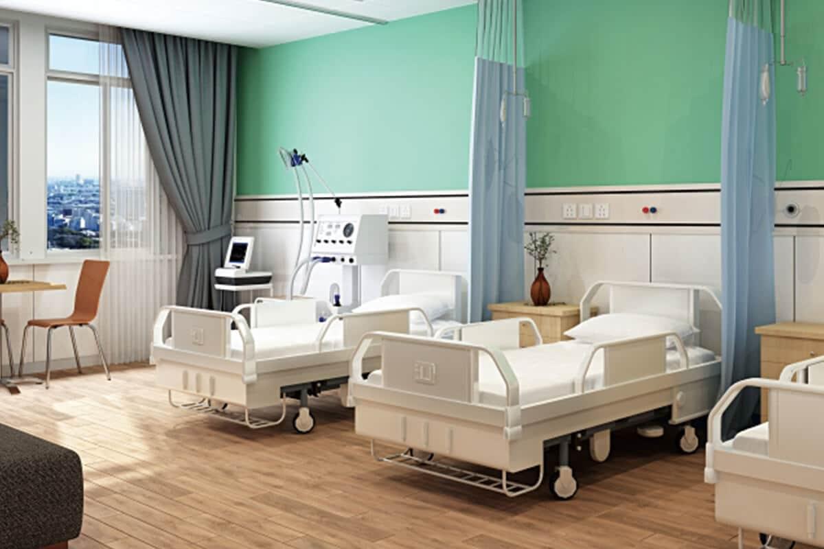 急性腎盂腎炎_入院イメージ